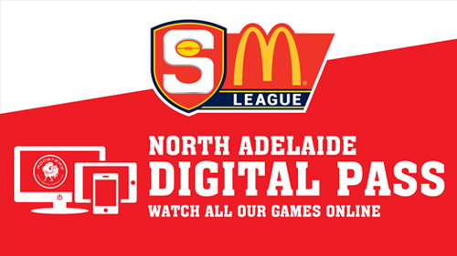 This year subscribers will have access to all maccas league matches not just nafc