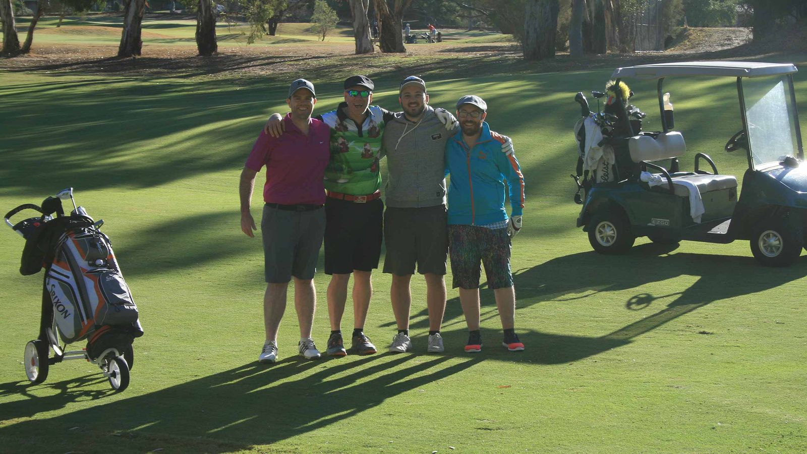 64f2c95934a2 Proceeds from the golf day go towards player related projects