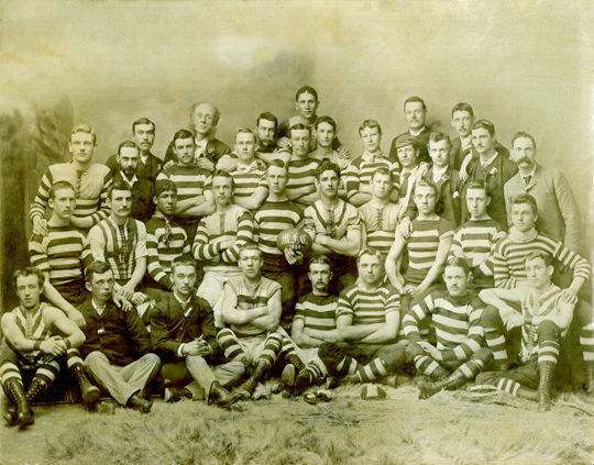 Image result for image dying australian rules football club